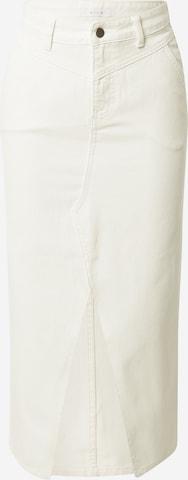 VILA Rock 'Camelias' in Weiß