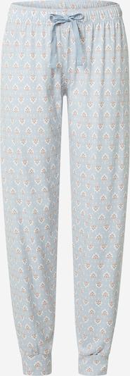 CALIDA Pyžamové kalhoty 'Favourites Joy' - světlemodrá / růže / bílá, Produkt