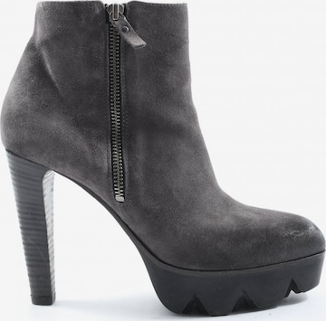 VIC MATIÉ Dress Boots in 38 in Grey