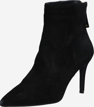 Bianco Botas de tobillo 'DANGER' en negro, Vista del producto
