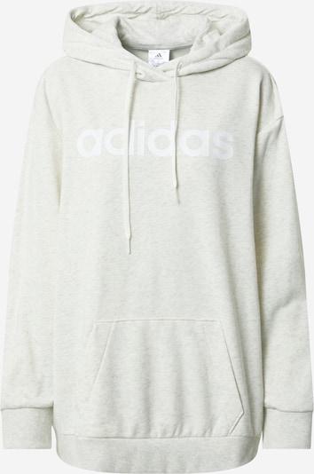 ADIDAS PERFORMANCE Športna majica | bela / pegasto bela barva, Prikaz izdelka