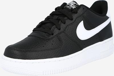 Nike Sportswear Sneakers 'Air Force 1' in de kleur Zwart / Wit, Productweergave
