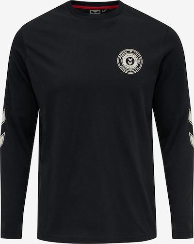 hummel hive T-Shirt fonctionnel 'Daniel' en bleu nuit / blanc, Vue avec produit