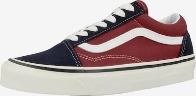 VANS Sneaker in rot / schwarz, Produktansicht