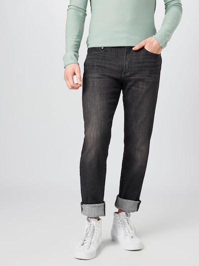 GAP Jean en gris denim, Vue avec modèle