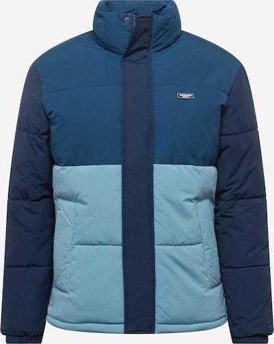 JACK & JONES Zimska jakna 'RUSSELL' u mornarsko plava / svijetloplava / tamno plava, Pregled proizvoda