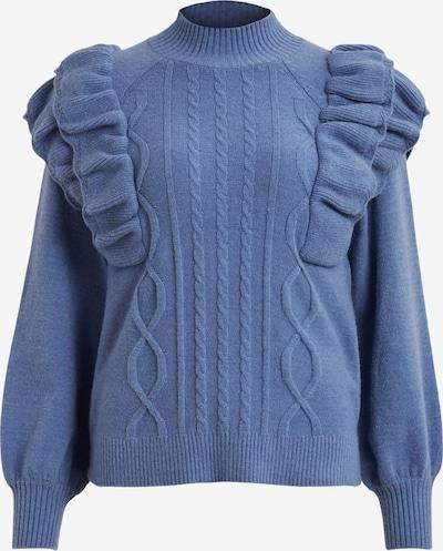 VILA Pullover 'Becks' in rauchblau, Produktansicht