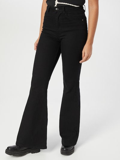Pimkie Jeans in de kleur Zwart, Modelweergave