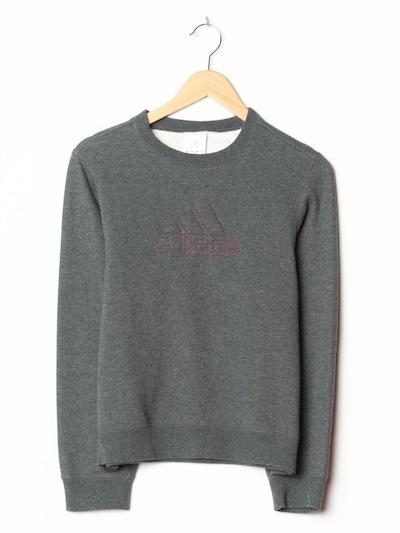 ADIDAS Sweatshirt in XS-S in grau, Produktansicht