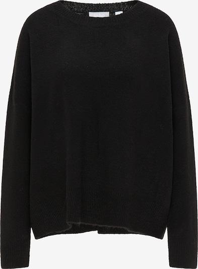Usha Pullover in schwarz, Produktansicht