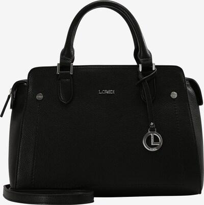 L.CREDI Henkeltasche 'Gabriella Henkeltasche' in schwarz, Produktansicht