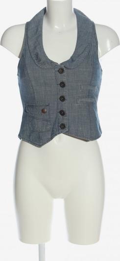 TOMMY HILFIGER Jeansweste in XS in blau, Produktansicht