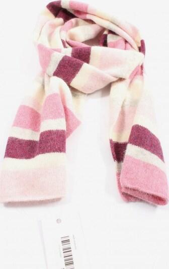 H&M Wollschal in One Size in pink / wollweiß, Produktansicht