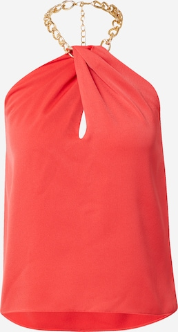 River Island Petite Blouse in Red