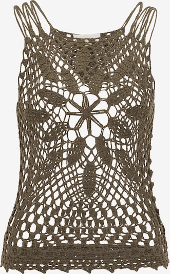 usha FESTIVAL Knitted top in Mocha, Item view