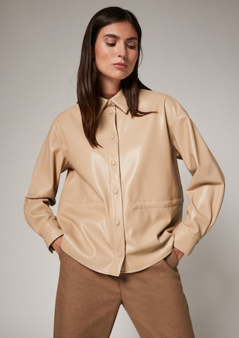 COMMA Blouse in Brown