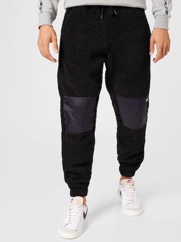 Pantalon forét en noir