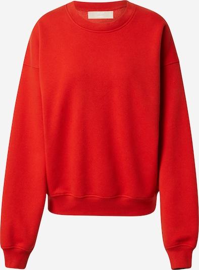 LENI KLUM x ABOUT YOU Sweatshirt 'Ava' in koralle, Produktansicht