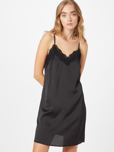 VERO MODA Šaty 'SAVANNAH' - čierna, Model/-ka