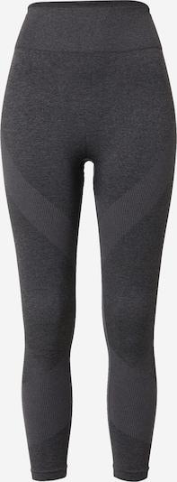ABOUT YOU Športne hlače 'Leila' | antracit / črna barva, Prikaz izdelka