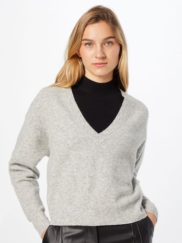 AMERICAN VINTAGE Sweater 'Noxon' in Grey