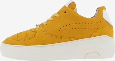 Rehab Sneaker 'Thora II Nub' in gelb / weiß, Produktansicht