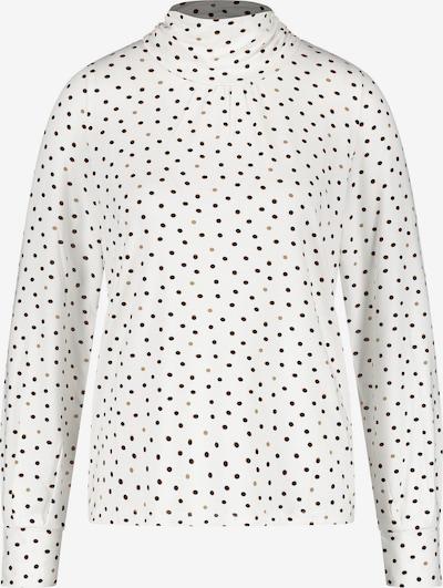 TAIFUN Langarmshirt in weiß, Produktansicht