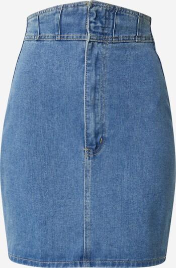 Missguided Falda en azul, Vista del producto
