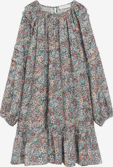 MANGO KIDS Kleid 'Tilda' in grau / mischfarben, Produktansicht