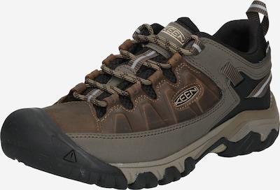 KEEN Chaussure basse 'TARGHEE III WP' en marron / noir, Vue avec produit