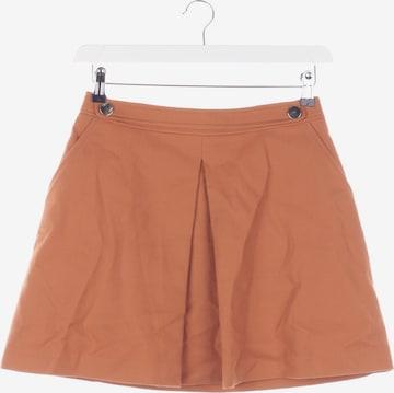 PAUL & JOE Skirt in S in Brown