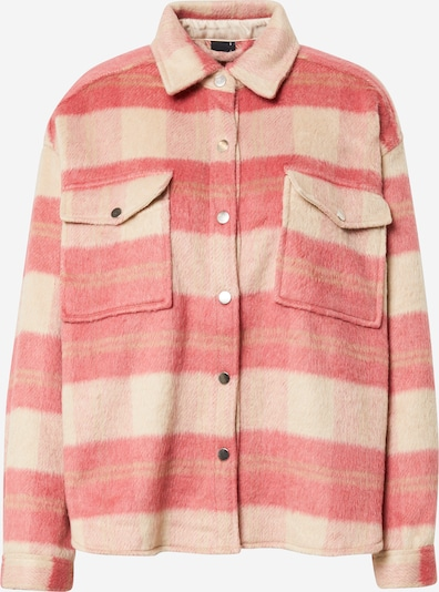 Gina Tricot Jacke 'Fanny' in beige / pink, Produktansicht