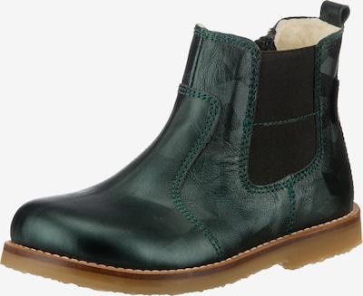Bundgaard Stiefelette in dunkelgrün / schwarz, Produktansicht