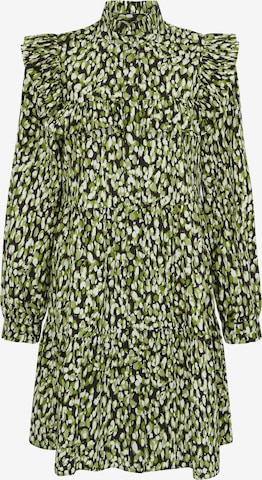 Aligne Shirt Dress 'Debbie' in Green