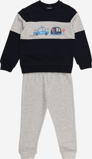 OVS Sweatsuit in Navy / Light blue / Grey / Red / Black, Item view