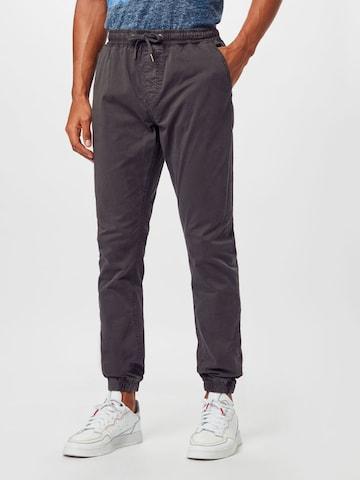 INDICODE JEANS Trousers 'Fields' in Grey