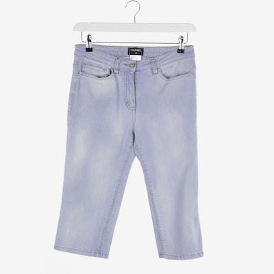 CHANEL Jeans in 29 in lila, Produktansicht