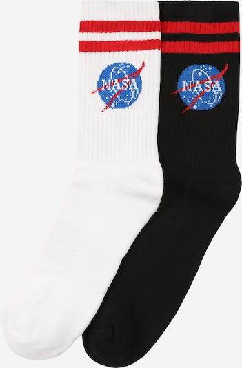 Mister Tee Socken '  Insignia Socks ' in weiß, Produktansicht
