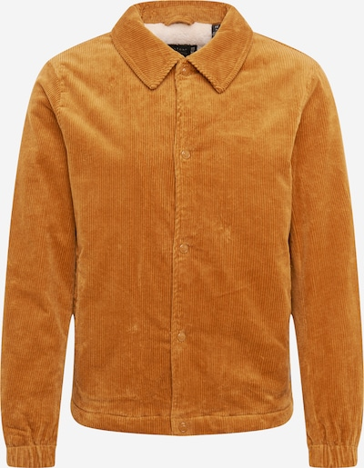 SCOTCH & SODA Tussenjas 'Corduroy coach jacket' in de kleur Mosterd / Sinaasappel, Productweergave