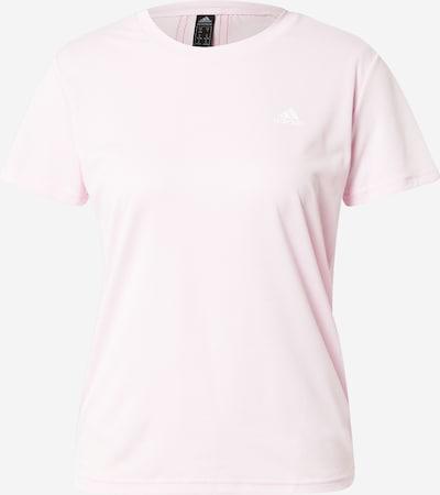 ADIDAS PERFORMANCE Camiseta funcional en rosa / rosa pastel, Vista del producto