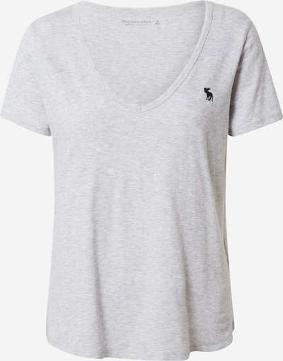 Abercrombie & Fitch Shirt in grau, Produktansicht