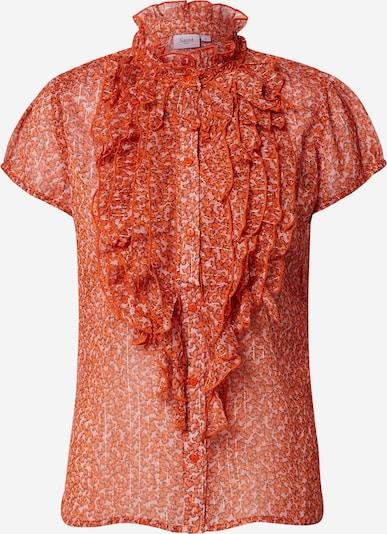 SAINT TROPEZ Блуза 'Xelina Lilly' в оранжево-червено / светлочервено, Преглед на продукта