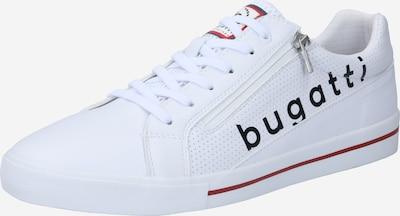Sneaker bassa 'Gang' bugatti di colore rosso / nero / bianco, Visualizzazione prodotti