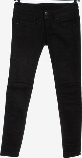Herrlicher Röhrenjeans in 27-28 in schwarz, Produktansicht