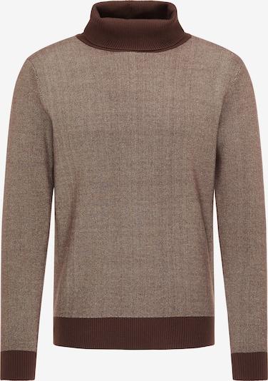 DreiMaster Vintage Pullover in braun, Produktansicht