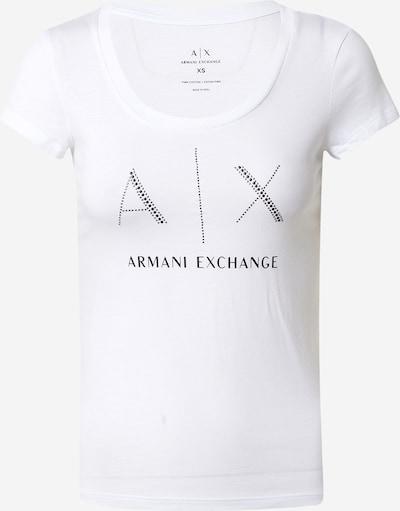 ARMANI EXCHANGE Camiseta en blanco, Vista del producto