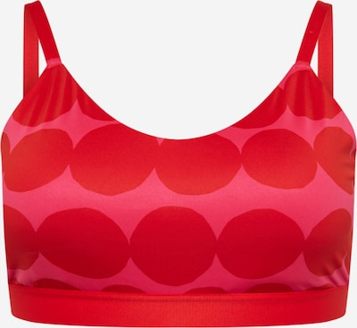 ADIDAS PERFORMANCE Sports Bra in Magenta / Red, Item view