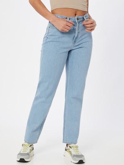 Lee Jeans 'Carol' in de kleur Blauw denim, Modelweergave