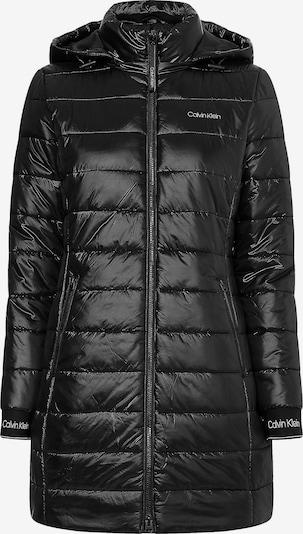 Calvin Klein Tussenmantel in de kleur Zwart / Wit, Productweergave