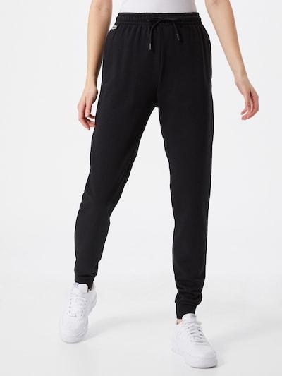 LACOSTE Hose in schwarz, Modelansicht